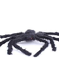 Pour Halloween Noir Flanelle Accessoires de Cosplay Halloween