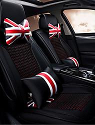 2016 tissage voiture sellerie cuir soie cuir quatre saisons générale de haute qualité