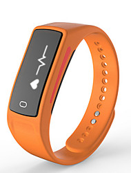 V6 Smart Sports Step Heart rate Monitoring Bracelet