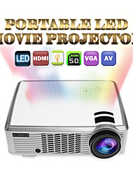 Owlenz® LED33-02 LCD Home Theater Projector FWVGA (854x480) 2000 Lumens LED 4:3/16:9
