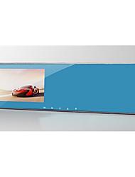 HD1080p lente dupla para espelho retrovisor
