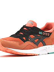 Asics Gel Lyte V Womens Running Trainers Sneakers Athletic Tennis Shoes Orange Navy
