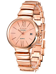 Stainless Steel Band Women Bracelet Watches Female Date Clock Girls Quartz Watch For Ladies Dress Watch Gold Clock
