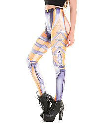 Women Cross - spliced LeggingPolyester