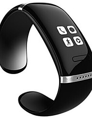 Trendy Style OLED Bluetooth Bracelet Watch with Call ID Display / Answer / Dial / Music Player / Anti-lost Function