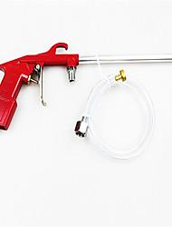 tipo direto pneumática tubo injetor de limpeza longo punho da pistola pistola pó