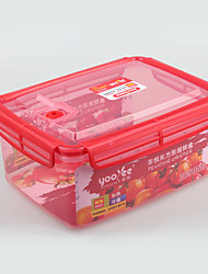 Kitchenware Microwable Plastic Food Container with Hole