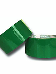 Green Sealing Tape Size 4.5CM * 1.3CM * 80Y  2 Reel Packaged for Sale