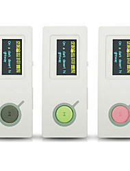 IQQ L9B Mini MP3 Player Recorder Cute Sport Ebook 8Gb Candy Color Extroverted