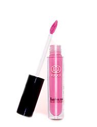 Lipstick Wet Cream Coloured gloss / Long Lasting Mei Purple
