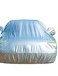 keangkewei couverture de voiture à coudre spéciale quatre saisons isolation générale écran solaire