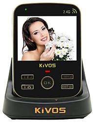 30W像素 120° CMOS Sistema de campainha Sem Fios Fotografado / Gravação