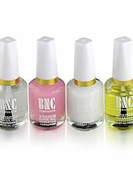1PC Nail Art Nail Care Set Nail Polish Kit Top Coat Base Coat Softener Oil Nutrition Liquids Oil Nail Treatments