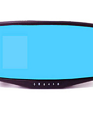 Gift Insurance 2.4 Inch Mirror Driving Recorder 1080P Display Screen LOGO Custom