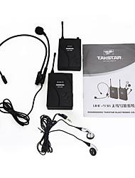 Takstar UHF-938 Wireless Audio System w/Transmitter Receiver Microphone Earphone