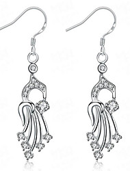 May Polly Europe and the United States fashion Zircon Earrings