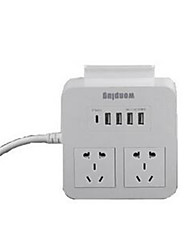White Charger Socket