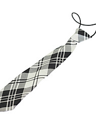Baby Boys Silk Tie Kids Leisure Cartoon Necktie Adjustable