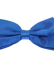Wedding Party Men Jacquard Polyester Silk Necktie Tie