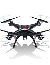 Syma X5SW RC Quadcopter WIFI FPV 2.4Ghz 4CH 6-axis Drone HD Camera RTF Black