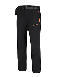 Outdoor Unisex Bottoms Camping / Hiking Waterproof / Breathable / Windproof / Sweat-wicking / Thermal /