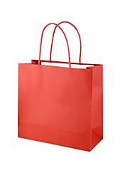 papel grueso protección del medio ambiente especificaciones bolsas 22cm * 21cm * 9.5cm 5 envasados para la venta