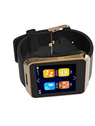 Rose Gold 2015X01 Bluetooth Heart Rate Measurement Pedometer Low-Power Long Standby Smart Watch