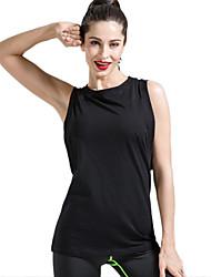 Course Tee-shirt / Shirt Femme Manches courtes Respirable / Séchage rapide / Bandes Réfléchissantes / Anti-transpiration / Confortable