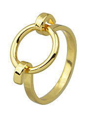 Gold Silver Color Finger  Rings