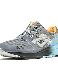Asics Slam Jam Gel Lyte III Mens Running Trainers Sneakers Athletic Tennis Shoes Grey