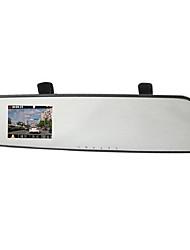 L3000 Rückspiegel Auto Nachtsicht-HD 2,4-Zoll-Bildschirm