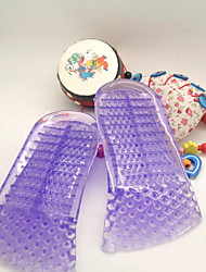 Silicon for Insoles & Inserts This gel insole provide virtually invisible cushioning comfort for your feet in all types