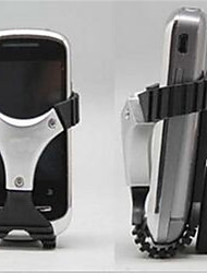 sortie d'air du véhicule monté en rack de téléphone mobile porte-téléphone mobile voiture gilet téléphone mobile support fruits 4 support