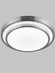 Montage du flux ,  Contemporain Traditionnel/Classique Plaqué Fonctionnalité for LED Style mini PVCSalle de séjour Chambre à coucher