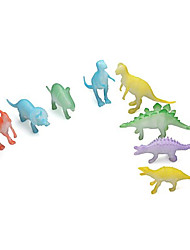 8 Night Light Noctilucent Dinosaur Figure Child Toy Gift Kid