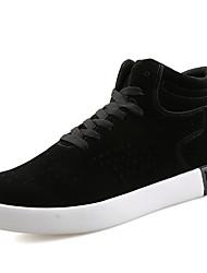Men High-top Skateboard Shoes Casual Sneakers