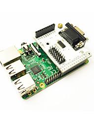 v3 escudo RS232 GPIO para Raspberry Pi b b + e framboesa pi 2