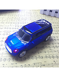 Mini Jeep Car Wireless Bluetooth Stereo Grind Arenaceous Models Card Speakers Hands-Free Calls Subwoofer