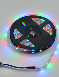 5M SMD2835 RGB Color 60led/M Non-waterproof Flexible Strip Light(DC12V)