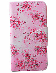 Peony Pattern Of High-End Mobile Phone Shell Painting For Huawei Ascend P9 P9 Lite Honor 5C 5A/Y6 II