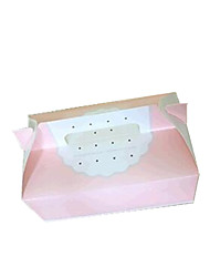 Seven 20CM*13CM*12CM Food Packing Boxes Per Pack