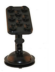 Eight Cup Car Navigator Support  Mobile Phone Holder To Rotate 360 Degrees To 8 Silica Gel Support