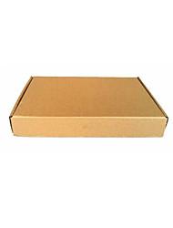Tamaño del embalaje de cartón 30 * 21.5 * 5cm 5 envasados para la venta