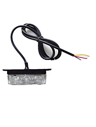 08003 12 To 24 V Power 3 Led Flashing Lights