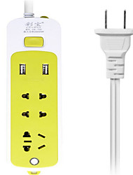 Usb Socket Switch Wiring Five - Hole Smart Plug - In Drag - Board Multi - Purpose