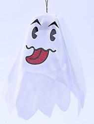 1pc Halloween-Geist-Kunststoffglas Kürbis Nachtlicht-Design Farbe zufällig