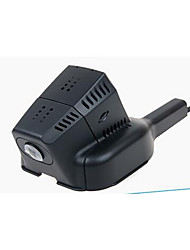Завод-производитель комплектного оборудования Нет экрана (выход на APP) Syntec SD карта Черный Автомобиль камера
