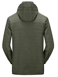 Randonnées Veste Softshell HommeEtanche / Respirable / Séchage rapide / Pare-vent / Résistant aux ultraviolets / Vestimentaire / Tissu