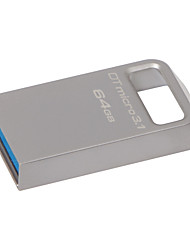 Kingston USB Flash Drive DTMC3 Memory Stick 64GB Original