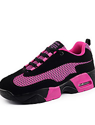 Summer Autumn Hot Sale Women's Casual Breathable Mesh Running Shoes for Cushioning PU Soles for Training
